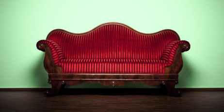 Laurentina's Couch